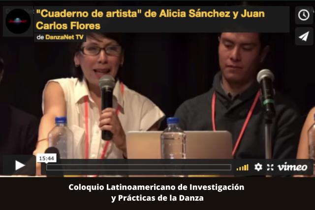 Coloquio Latinoamericano de Investigación y Prácticas de la Danza