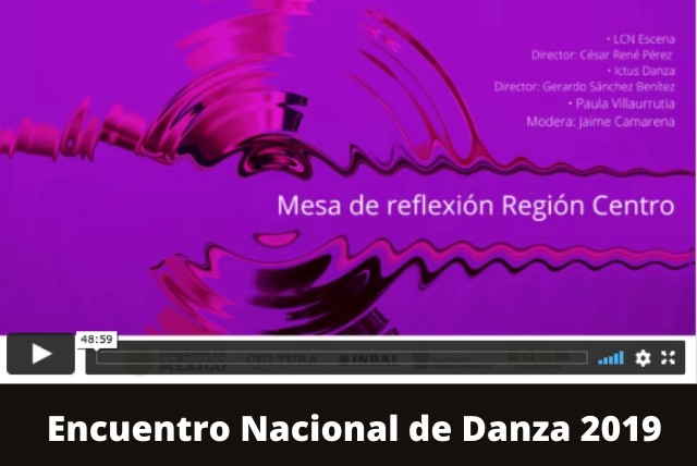 Encuentro Nacional de Danza 2019