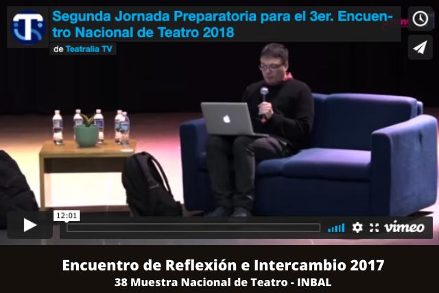 Encuentro de Reflexión e Intercambio 2017