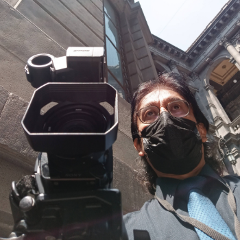 Videografo escénico