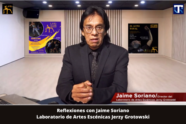 Reflexiones con Jaime Soriano